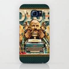 Portrait of Philip K. Dick Galaxy S7 Slim Case