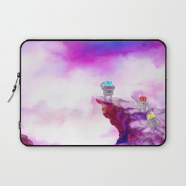 Mapping New Territories Laptop Sleeve
