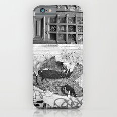 Paris, somewhere on a wall iPhone 6s Slim Case