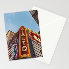 Los Angeles Rialto Theatre Stationery Cards