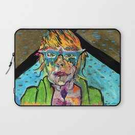 Uranium Girl Laptop Sleeve