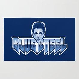 Blue Steel Rug