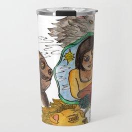 Tam Lin's Tale Travel Mug
