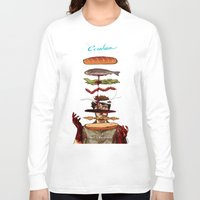 will graham Long Sleeve T-shirts featuring The Graham Brand by Zenyr