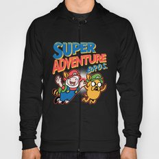Super Adventure Bros Hoody