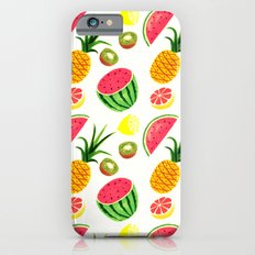 SUMMER FRUITS Slim Case iPhone 6s