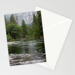 Yosemite Merced River Stationery Cards