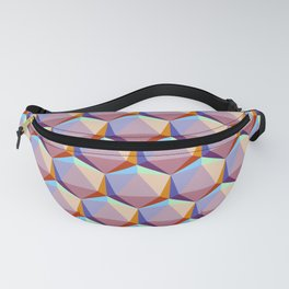 Icosahedrons Fanny Pack