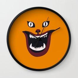 Hausu Cat Wall Clock