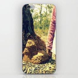bushwalk iPhone Skin