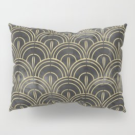 The Roaring Twenties Pattern Pillow Sham