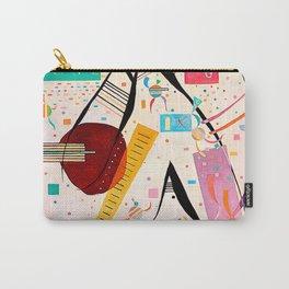 Kandinsky - Black Points Carry-All Pouch
