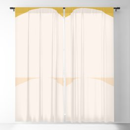 Abstract Geometric 01 Blackout Curtain
