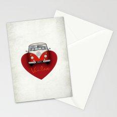 Van Love Stationery Cards