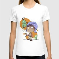 aladdin T-shirts featuring Cute Aladdin by EY Cartoons