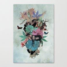 De Natura Canvas Print