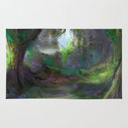 Elven Forest Rug
