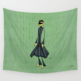 Neo Wall Tapestry