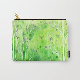 Beautiful Forest Carry-All Pouch
