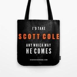 Scott Cole - Storm MC Tote Bag