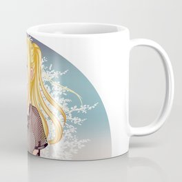 Beach & Cortana style Coffee Mug