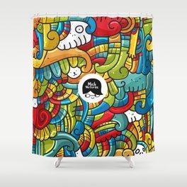 Texturas Shower Curtain
