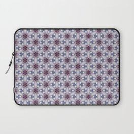 Flowers and Strass Laptop Sleeve