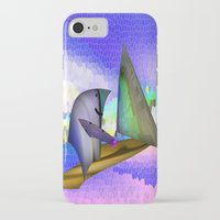 sailing iPhone & iPod Cases featuring Sailing by Digital-Art