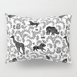 On Safari Pillow Sham