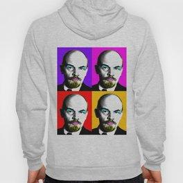 Ooh Mr Lenin x 4 Hoody