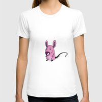 mouse T-shirts featuring Mouse by jebirvoki