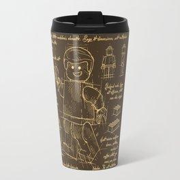 Plan Lego Travel Mug