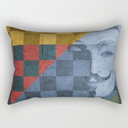 Patchwork 2: The Quickening Reloaded Rectangular Pillow