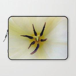 Yellow Tulip Laptop Sleeve