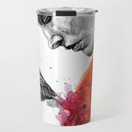 Goodbye depression Travel Mug