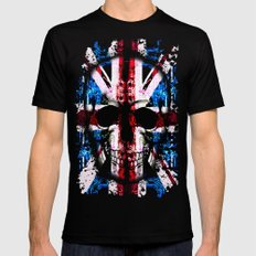 Skull Jack SMALL Mens Fitted Tee Black
