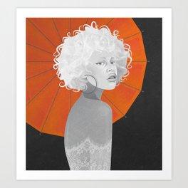 Diandra Art Print
