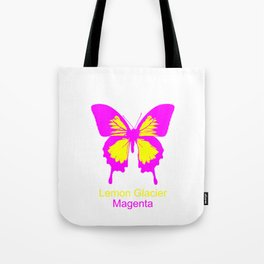 Ulysses Butterfly 5 Tote Bag