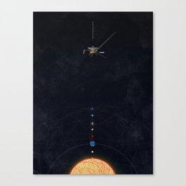 August 25, 2012 Canvas Print