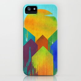 The West Aglow iPhone Case