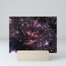Galaxy Constellation Scorpius Mini Art Print