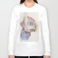 the dude Long Sleeve T-shirts featuring Dude by Zorko