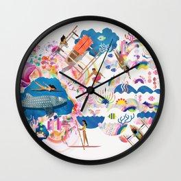 Dagat Wall Clock