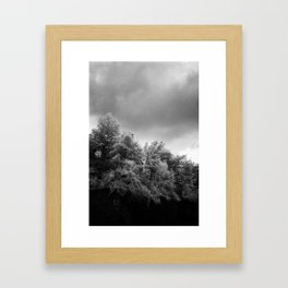 Castle Wall II Framed Art Print