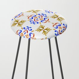 Fall in Lisbon Counter Stool