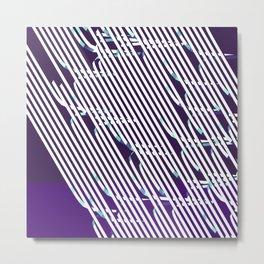 TRAVELER 02 Metal Print
