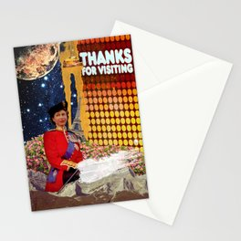 Thanks Stationery Cards