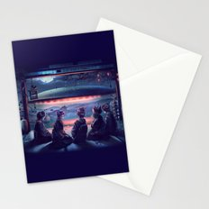 Night Guest  Stationery Cards