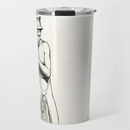 What's mine is mine. Travel Mug