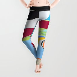 It's Like So Deep You Wouldn't Understand... Leggings